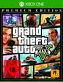 Grand Theft Auto V #Premium Edition