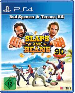 Bud Spencer & Terence Hill: Slaps and Beans #Anniversary Edition