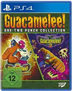 Guacamelee! #One Two Punch Edition