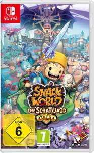 Snack World: Die