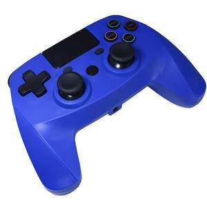 snakebyte: GAME PAD 4 S - Wireless Bluetooth Controller #Blau
