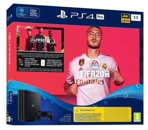 Pro Konsole 1TB inkl. FIFA 20