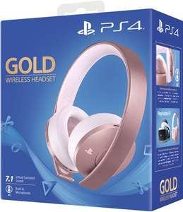 Wireless Headset #Rose Gold