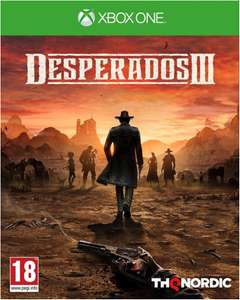 Desperados 3 UK