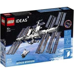 Lego International Space Station