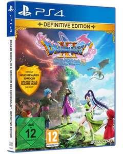 Dragon Quest XI Streiter des Schicksals Definitive Edition