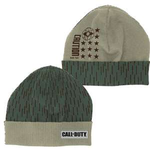 Call of Duty Cold War Beanie Double Agent