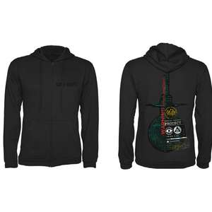 Call of Duty Cold War Hoodie Zipper Protect