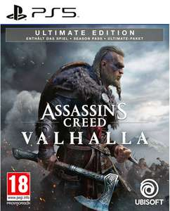 Assassin's Creed Valhalla #Ultimate Edition