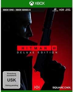 Hitman 3 #Deluxe Edition