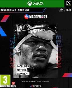 Madden 21 #Next Level Edition