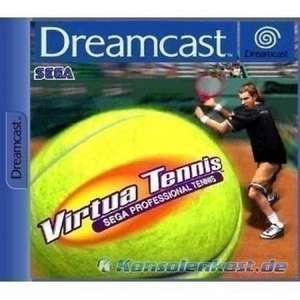 Virtua Tennis 1
