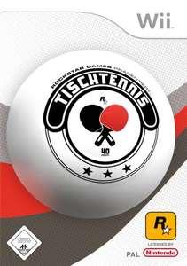 Rockstar Games präsentiert: Tischtennis / Table Tennis