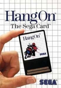 Hang On #Sega Card