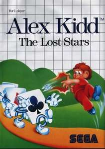 Alex Kidd: The Lost Stars