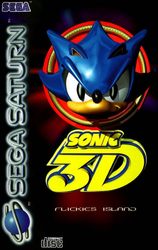 Sonic 3D: Flickies Island