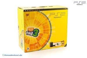 Konsole #Eye Toy Play 3 Bundle + Spiel, Original Controller, Kamera & Zubehör