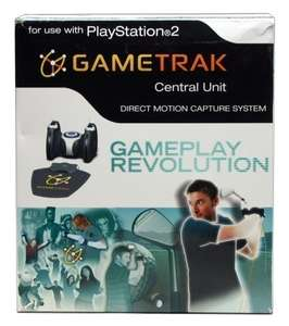 Controller / Gametrack Game System Central Unit / Motion Capture System