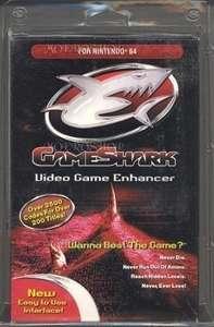 Cheat Catridge / Mogelmodul / Schummelmodul Game Shark Pro