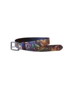 Zelda - All Over Link Printed Belt