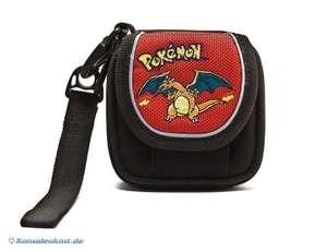 SP - Original Nintendo Tasche Pokemon #rot/schwarz