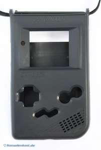 Konami Tasche - Carry Case #dunkelgrau #schwarz