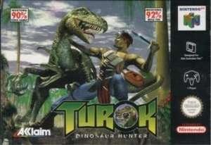 Turok 1: Dinosaur Hunter