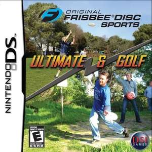 Frisbee Disc Sports Ultimate & Golf
