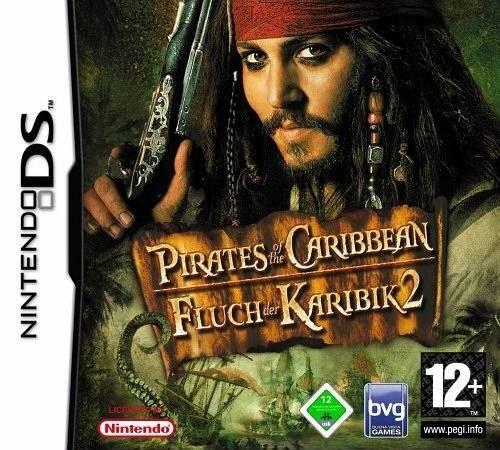 Pirates Of The Caribbean Dead Mans Chest / Fluch der Karibik 2