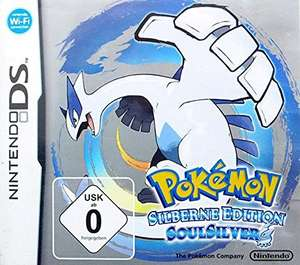 Pokemon: Silberne Edition SoulSilver