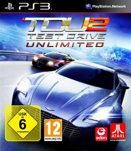 Test Drive: Unlimited 2 / TDU 2