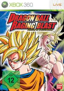 Dragon Ball Z: Raging Blast