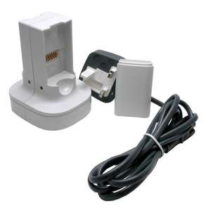 Original Quick Charge Kit / Ladestation + Akku #weiß [Microsoft]
