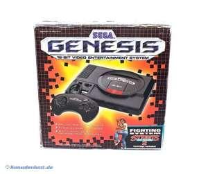 Konsole Genesis 1 #Streets of Rage 2 Set + Controller + Zubehör