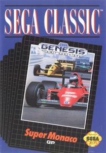 Super Monaco GP I [Sega Classics]