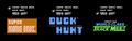 3in1: Super Mario Bros. 1 + World Class Track Meet + Duck Hunt