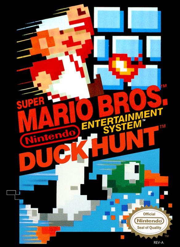 2in1: Super Mario Bros. 1 + Duck Hunt