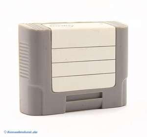 Memory Card / Memorycard / Speicherkarte / Controller Pak 1 MB #grau LX4 [Gamester]