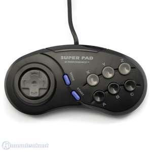 6-Button Controller [verschiedene Hersteller]