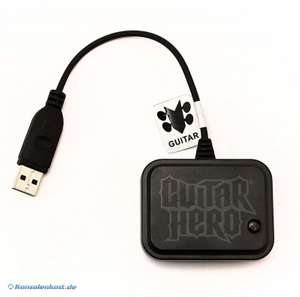 Original Guitar Hero / Band Hero Wireless Guitar Receiver
