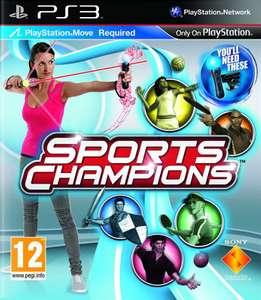 Sports Champions [Standard]