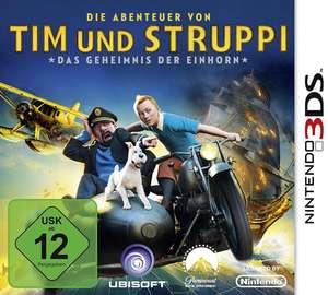 Tim & Struppi: Das Geheimnis der Einhorn