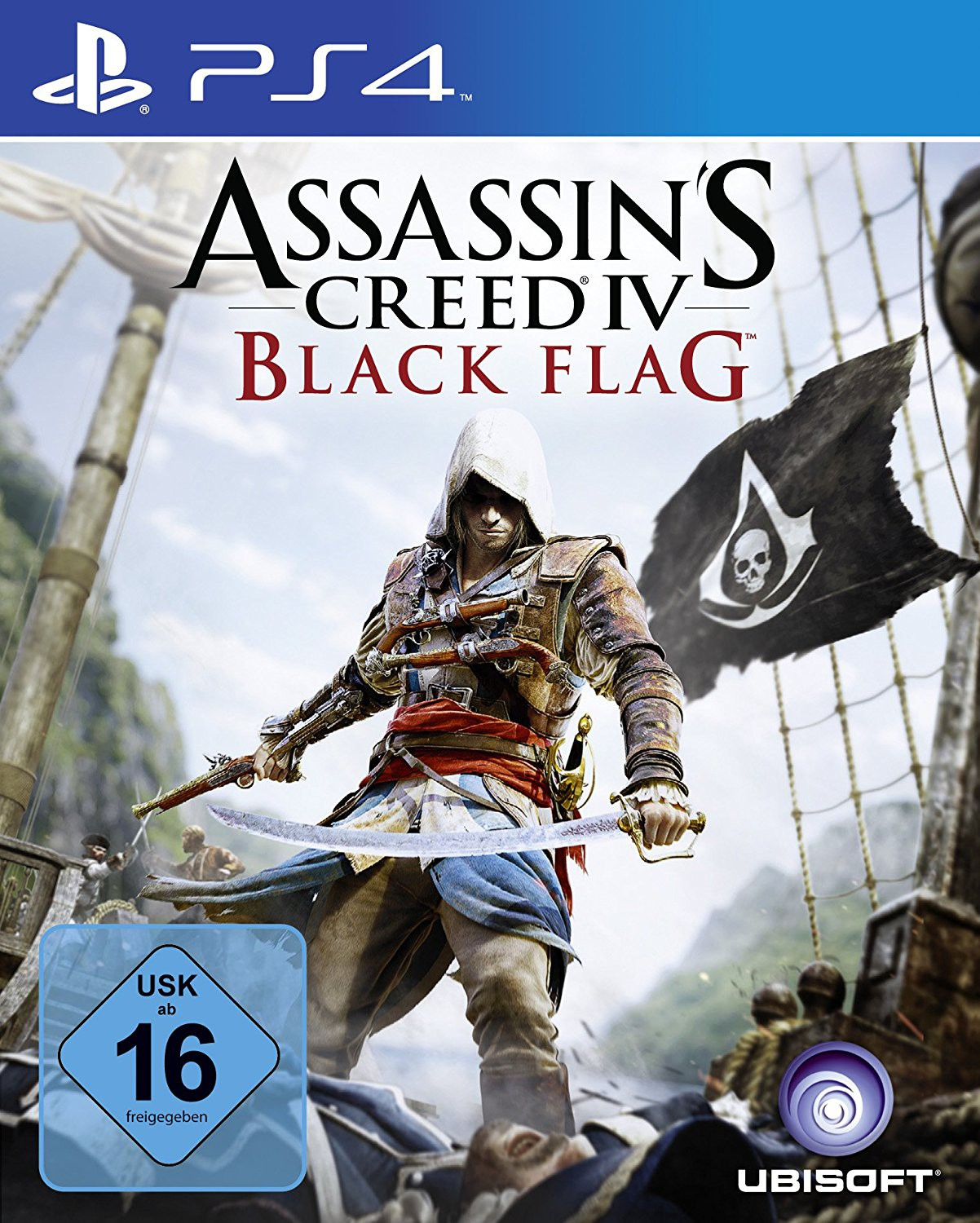 Assassin's Creed IV: Black Flag [Standard]