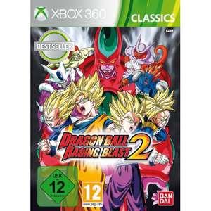 Dragon Ball Z: Raging Blast 2 [Classics]