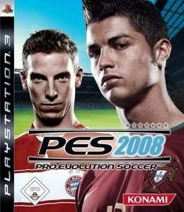 Pro Evolution Soccer 2008 / PES 08