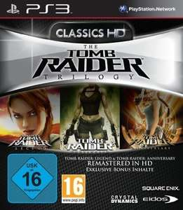 Tomb Raider: Trilogy