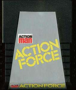 Action Force #Silverlabel