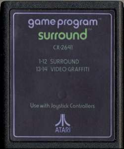 Surround #Textlabel
