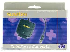 GamePadConverter PSX PSX-Pad zu GameCube / CubeForce Converter