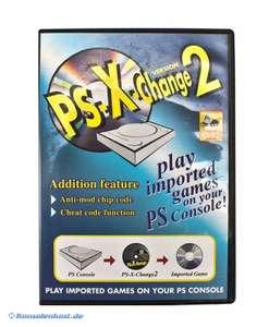PS-X Change PSX Boot CD 2.0